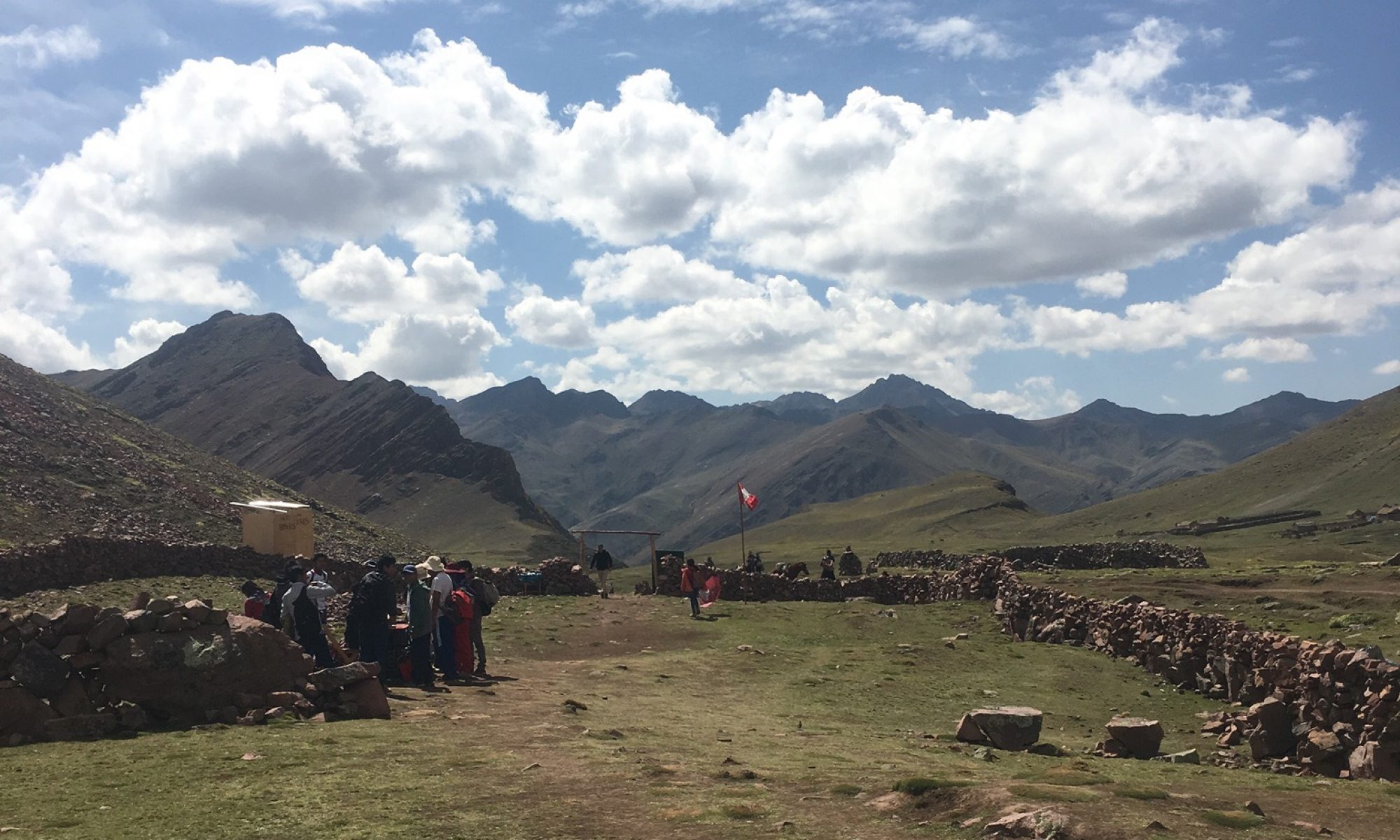 Libélula en Perú