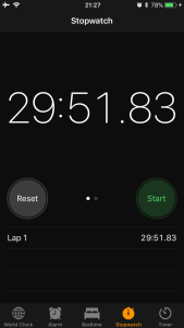 Thirty-Minute Timer