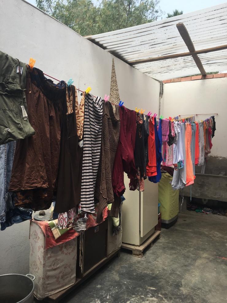 laundrydryingChosica