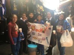 Hot Chocolate, Team Neeka and Clint