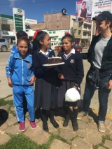 Chocolate Cake, Team Preston y Jessica