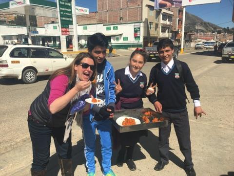 Carrot Dulces, Team Jessica y Preston